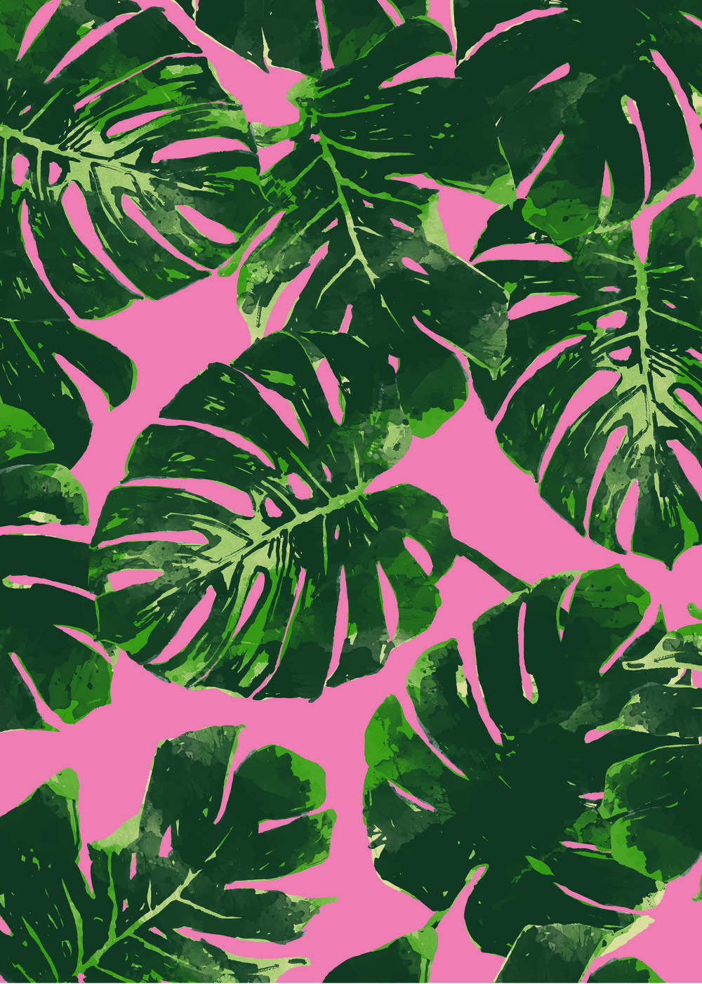 Botanical print by Style Print London from £19