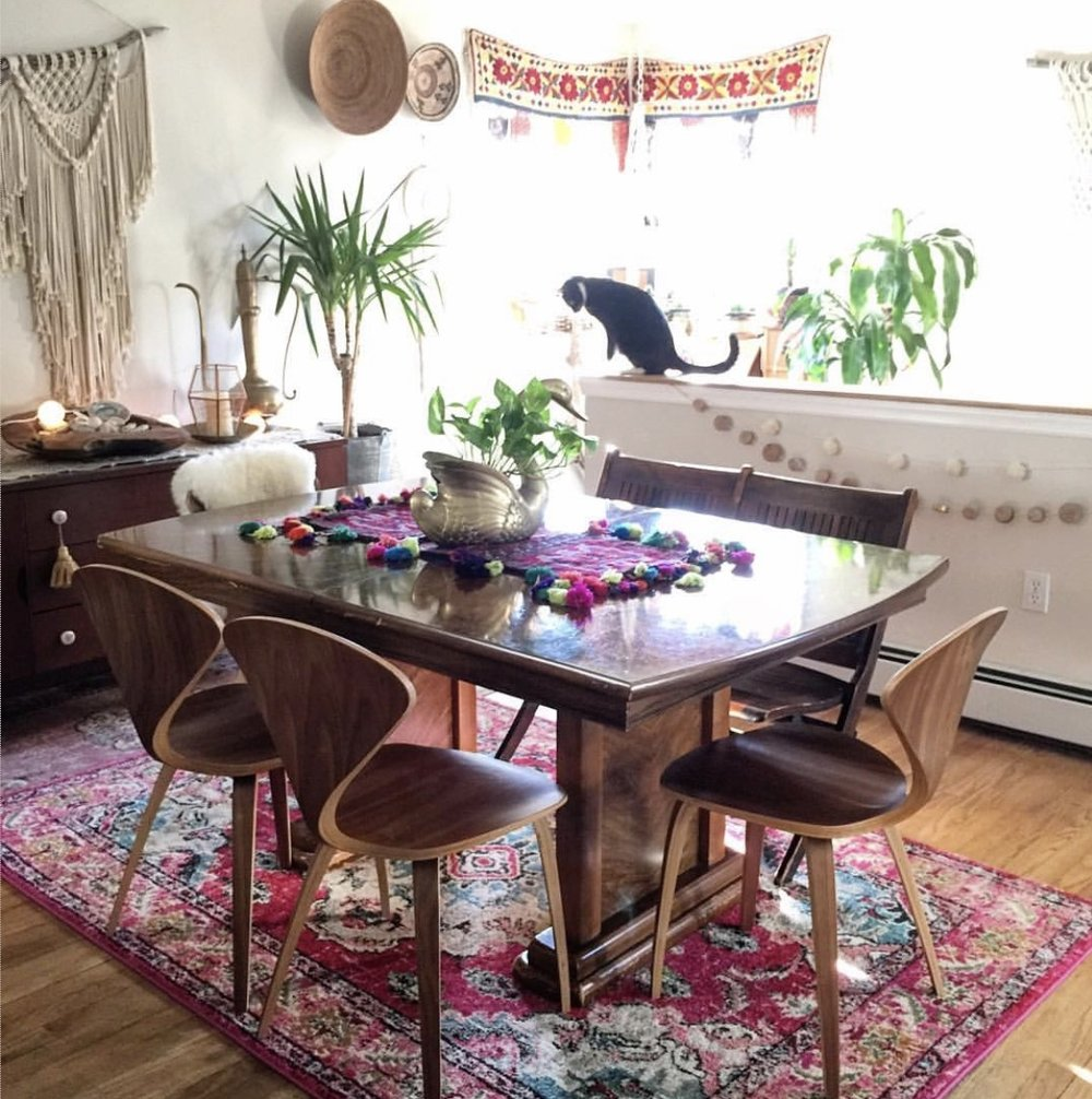 how to give your dining room the va va voom — lisa dawson