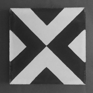 Handmade Concrete Geometric Tile £5.80