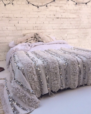 Handira Wedding Blanket £365