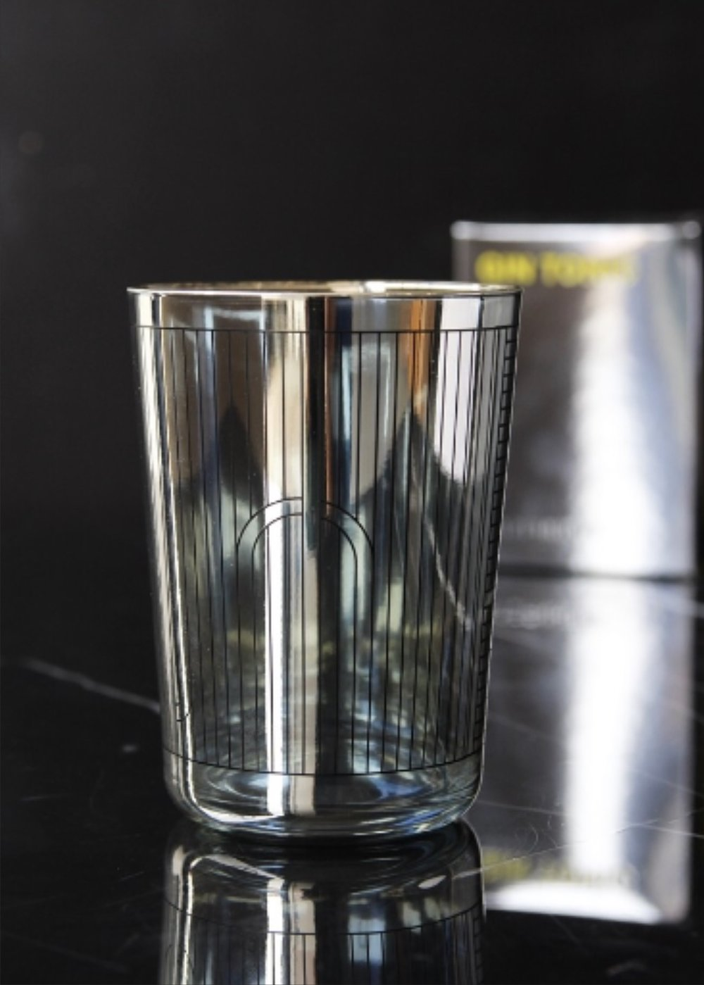 2.   Ritzenhoff Gin & Tonic Glass - Pauline Deltour   £22.50.  The perfect gift for a G&T lover and super stylish too.