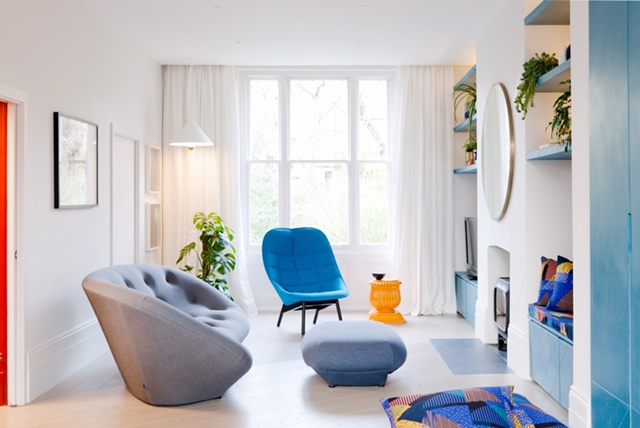 With An Award Winning Design Blog And A Successful Interior Studio Jordan Russell Are Regularly Featured In The Press Including Such