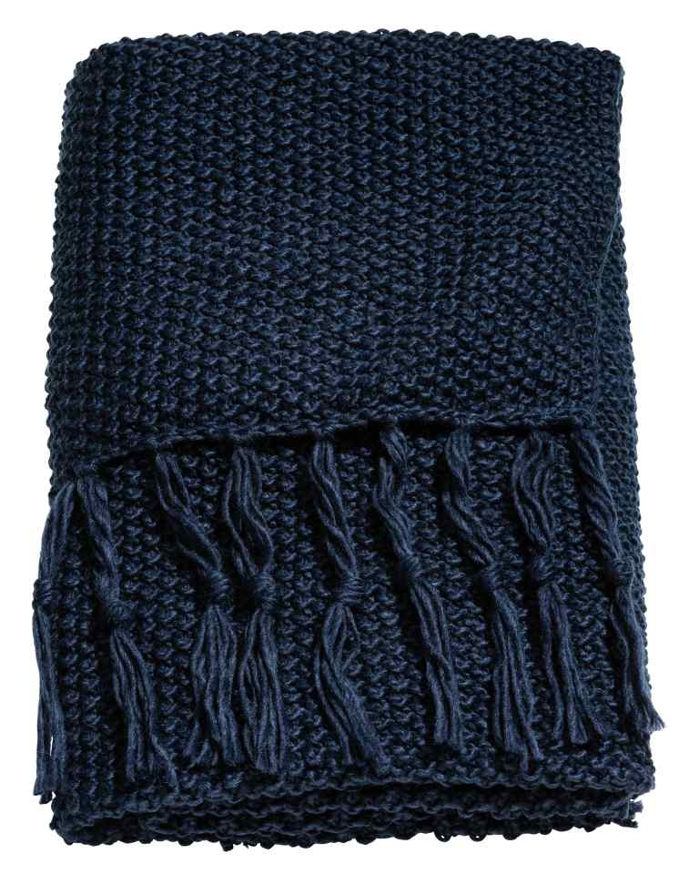 Moss Knit Blanket , HM Home £39.99
