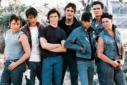 If you can name every one of these bad boys, you were an 80's chick.  I think we can safely say that Tom Cruise has improved with age.