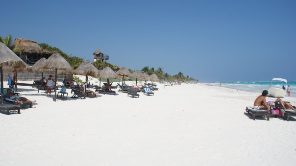 Where I would rather be spending my January. Mexico.