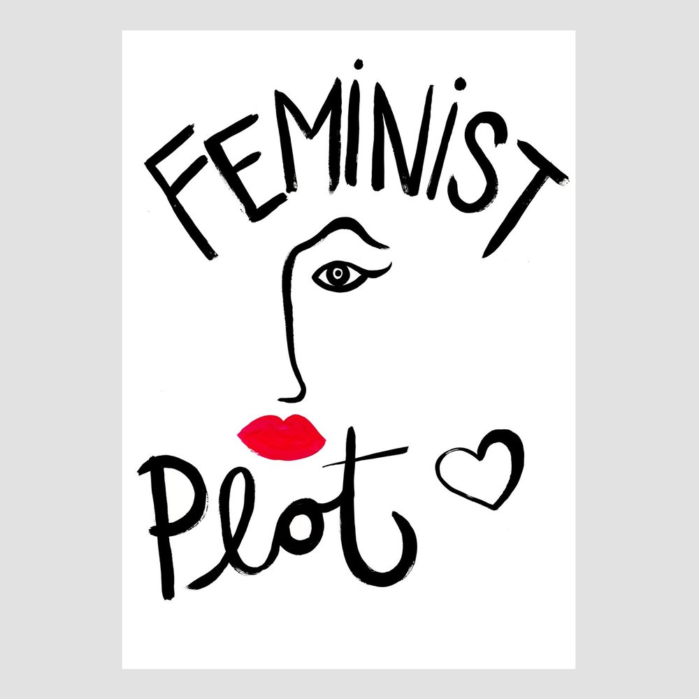 Age Of Reason 'Feminist Plot'  Limited Edition of 20 - £85