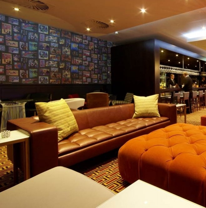Chez Mal Lounge.  Photograph courtesy of Malmaison.