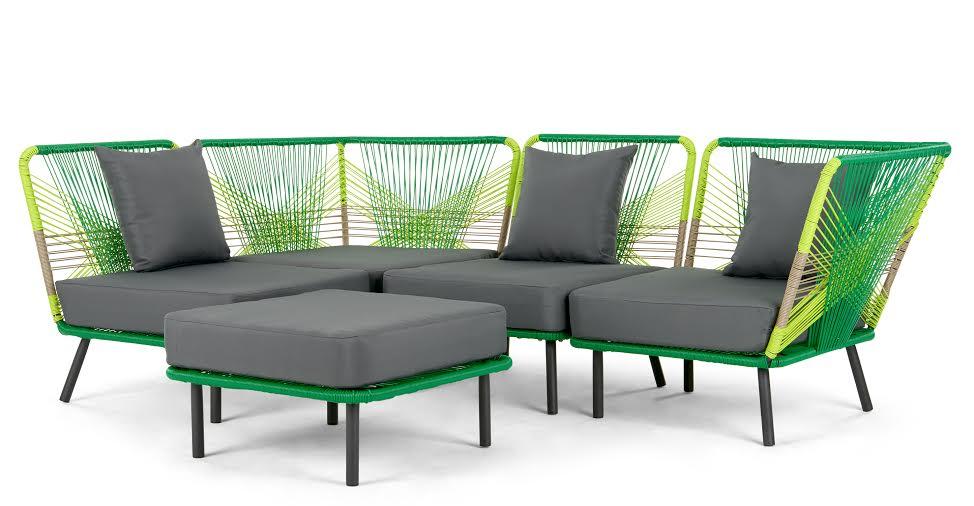 Made -  Copa garden corner sofa £999