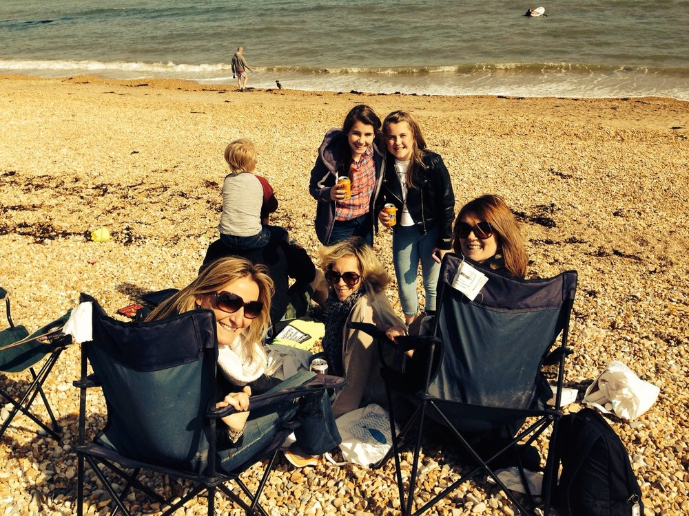 Devon 2014: The good sort of holiday with friends when your kids get old enough to play without needing your input.