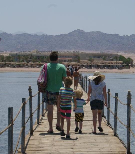 Egypt 2012. All Inclusive overload in the desert.