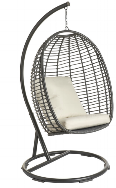 Hanging Egg Chair   Wilko £200