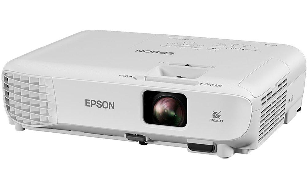 Epson EB-W05 Projector HD, ao.com .