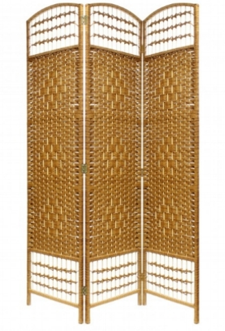 Wicker Room Divider , Hartleys £27.95