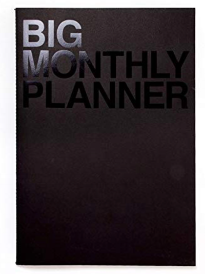 JStory Big Monthly Planner - Amazon £47.99