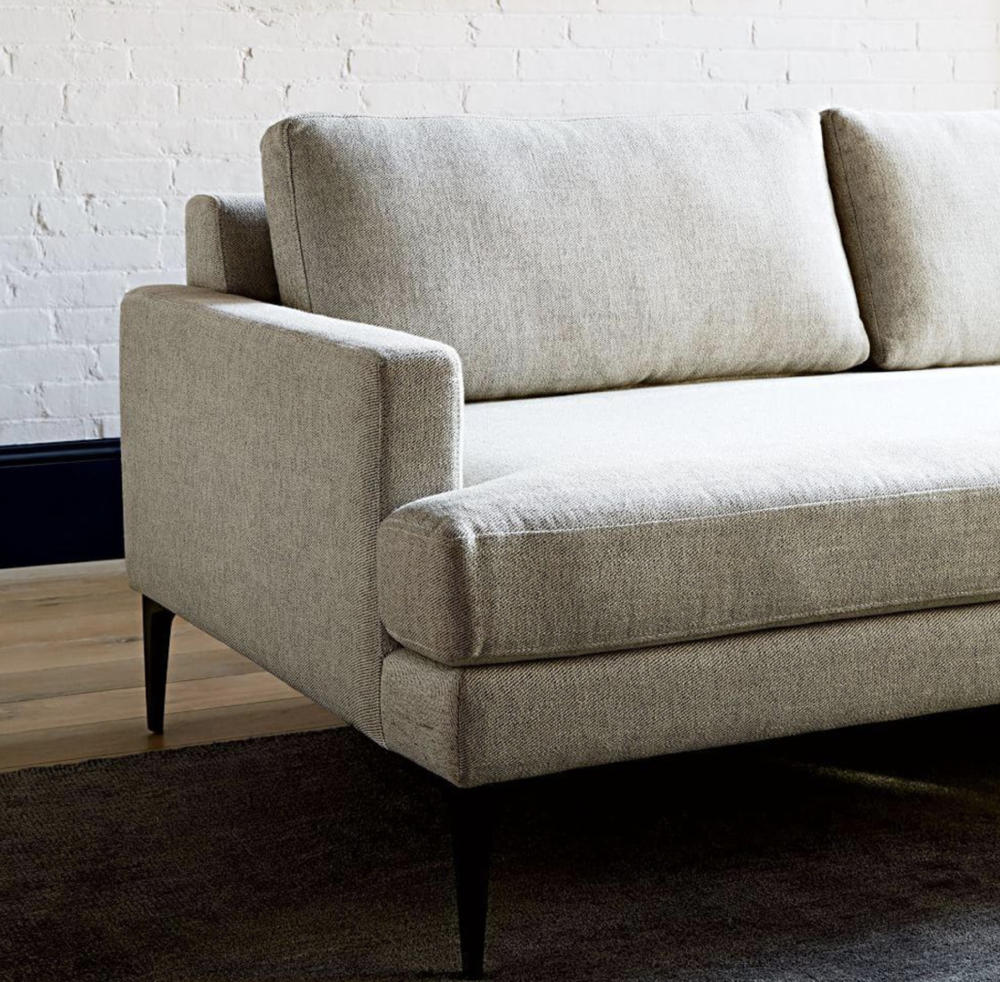 Andes Sectional Sofa - West Elm