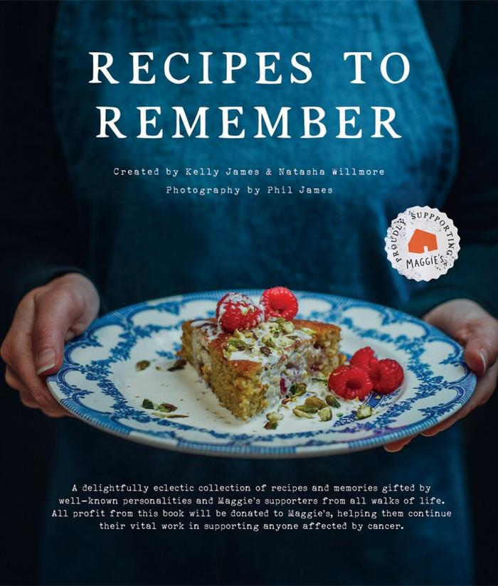 Recipes To Remember, Supporting Maggies Centre  - £20  Violet & Percy