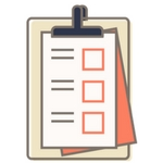 The in depth questionnaire helps you to identify your personal organizing and decluttering goals