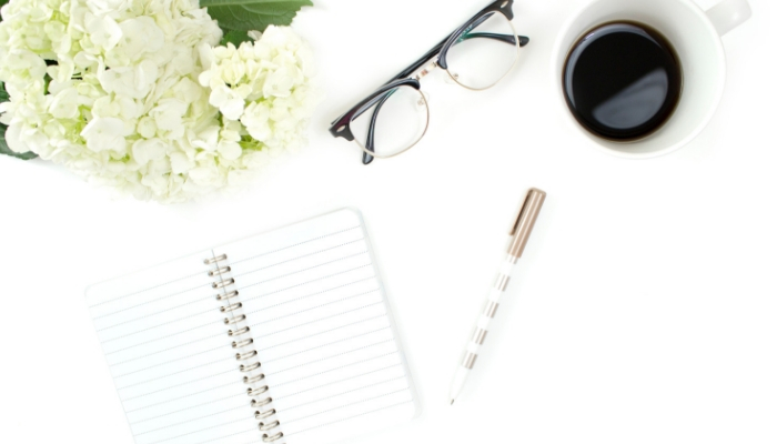 Getting organized is tough if you're trying to organize your entire home. So focus on the small tasks that are going to make the biggest difference to your daily life.