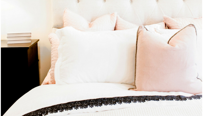 Getting motivated to declutter starts with a good night's sleep.