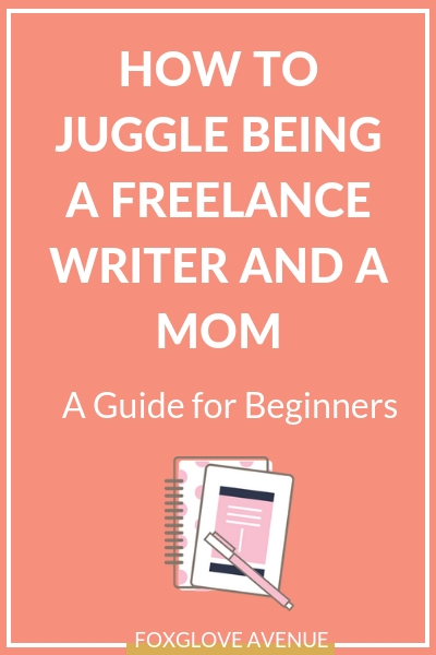 How to make money at home as a freelance writer - a beginners guide for moms