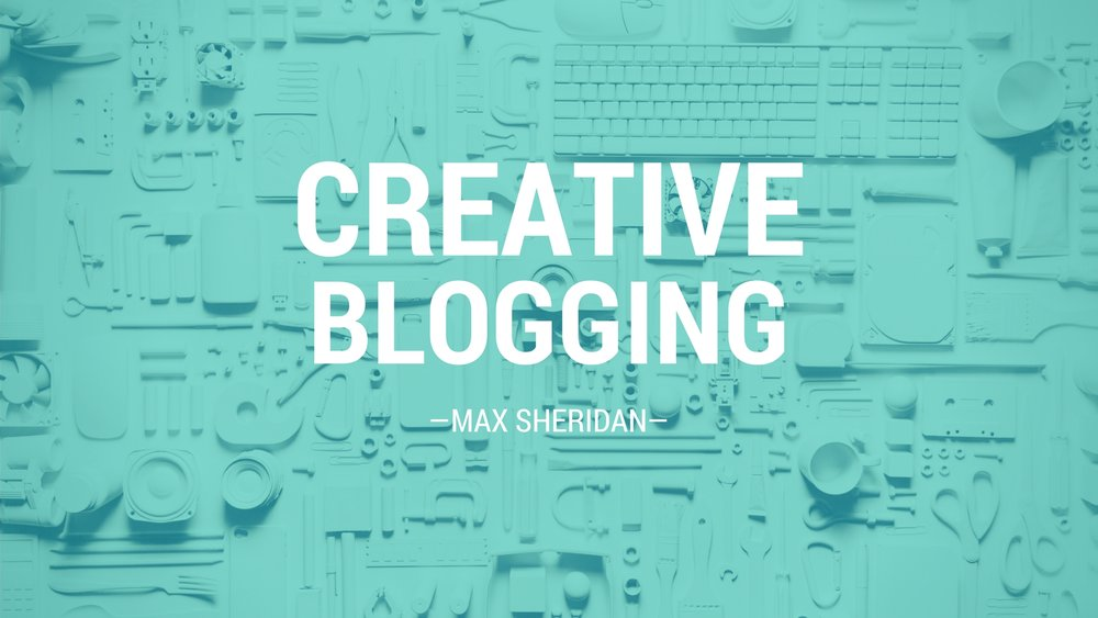Storyline Creatives - Creative Blogging