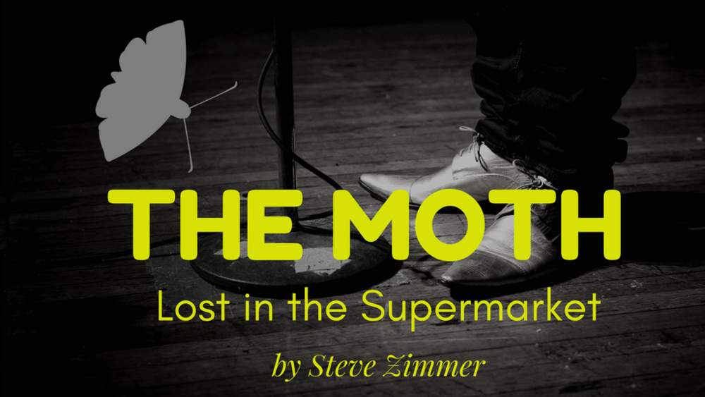 Lost in the Supermarket by Steve Zimmer