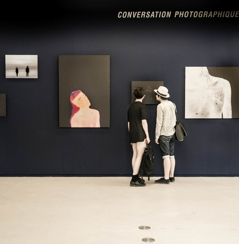 Conversation Photographique