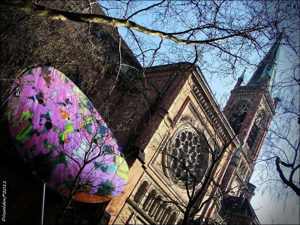Церковь святого Иоанна в Дюссельдорфе