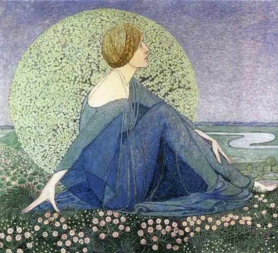 Die Erwartung (Träume II), 1912