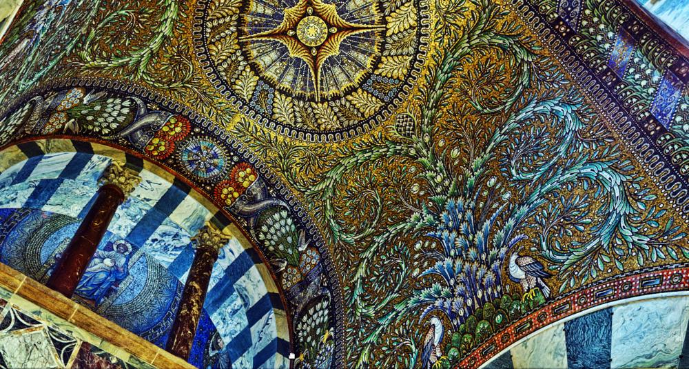 Мозаики Аахенского собора