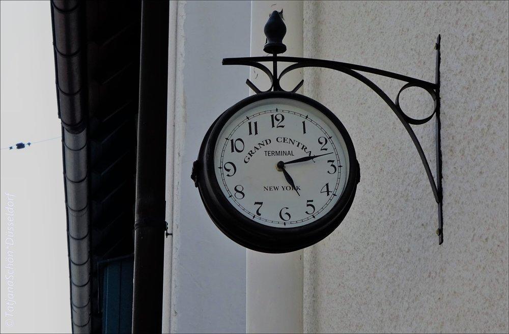"""Часы с надписью """"Гранд Централ Терминал"""" увидела и поблагодарила небеса за воспоминания - нью-йоркский """"Большой Центральный"""" - моё персональное место силы."""