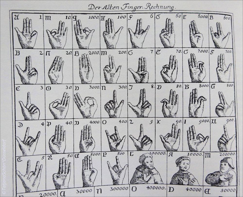 Век живи, век учись! Считать на пальцах - в том числе :-)