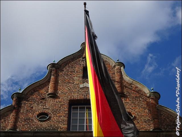 Под крышей Дюссельдорфской ратуши