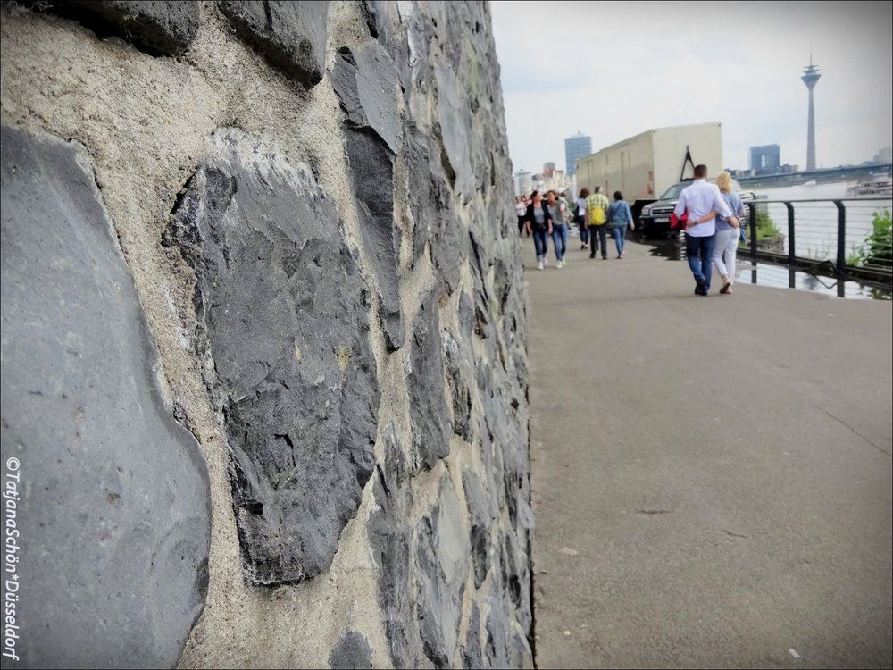 Стена каземат, на набережной