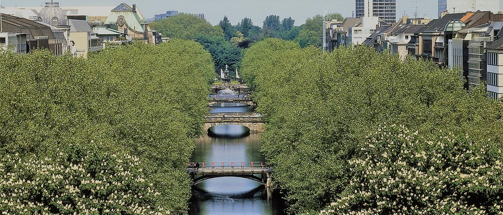 На этой фотографии есть один секрет мостов на Кё