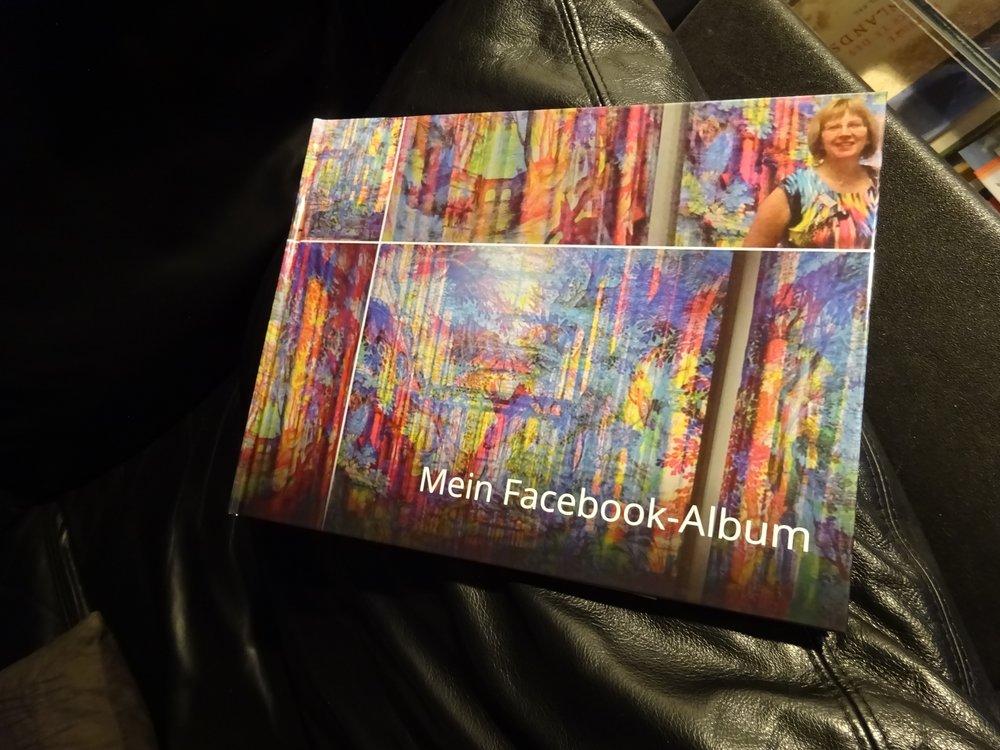 Вот такой фейсбук-альбом у меня получился - из виртуального в напечатанное.