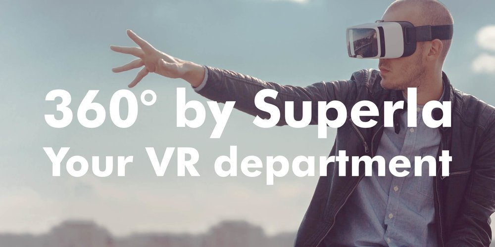 360 by superla - your video department