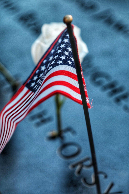 9/11, 15th Anniversary Memorial.