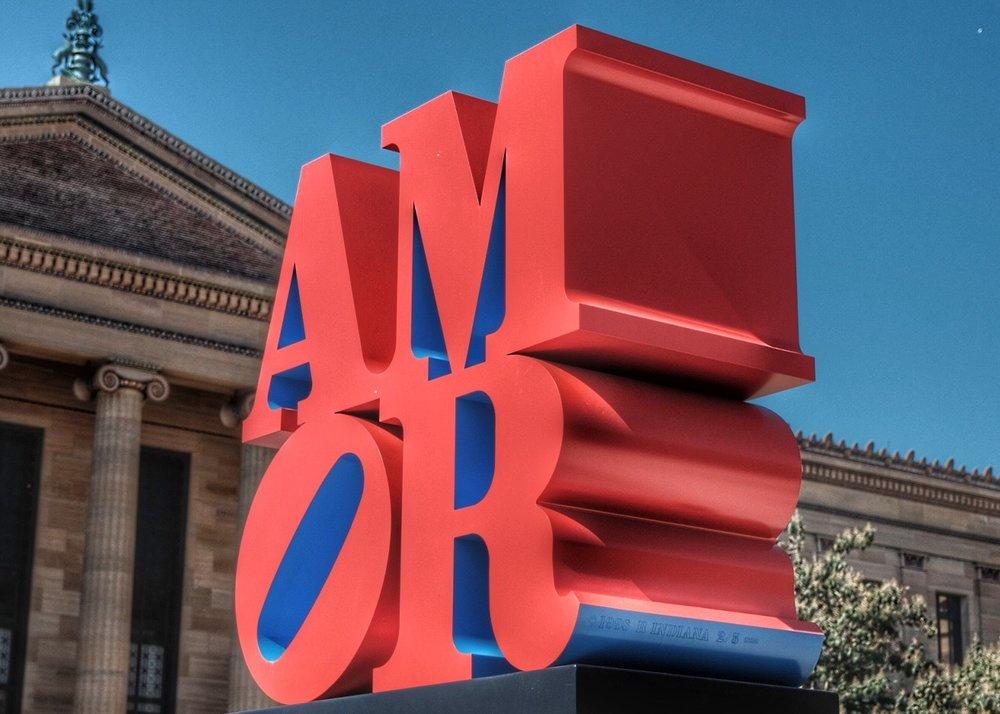 Amor, Philadelphia Art Museum.