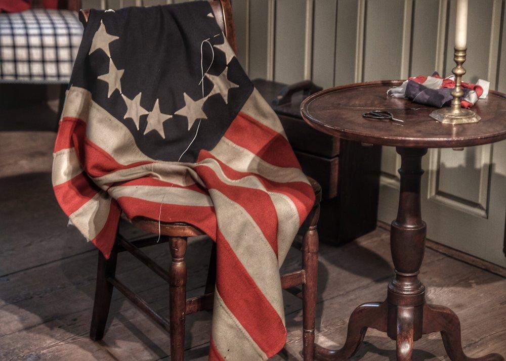 """""""Betsy Ross Flag"""""""