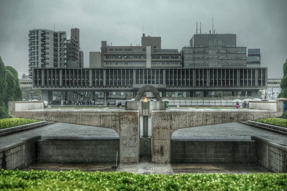 Hiroshima Peace Museum.