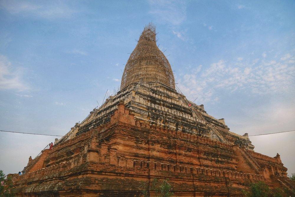 Shwe San Dew Pagoda