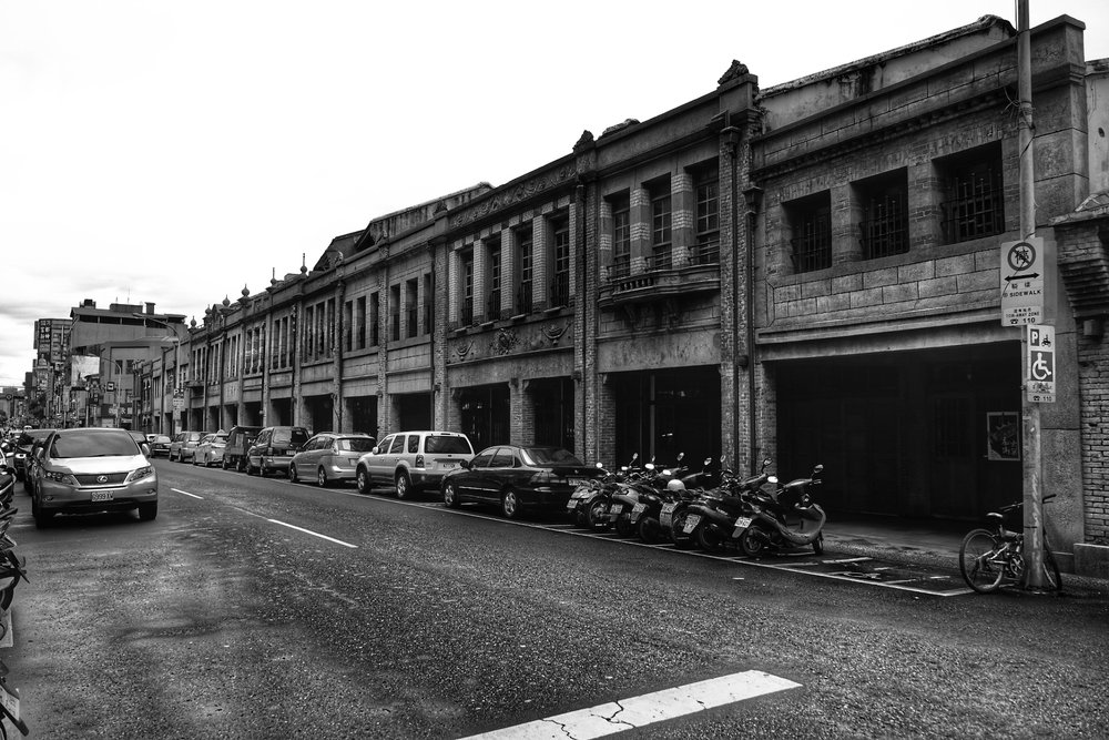 Bopiliao Historic Block.
