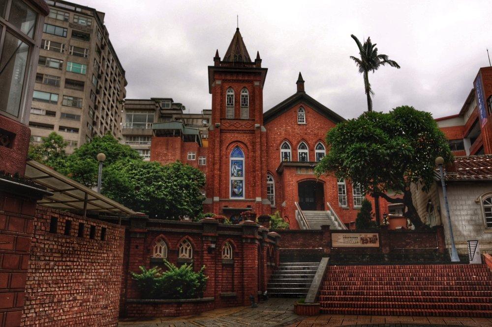 Tamsui church