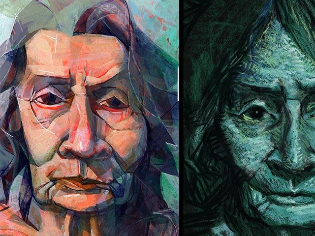 Serial Portraits