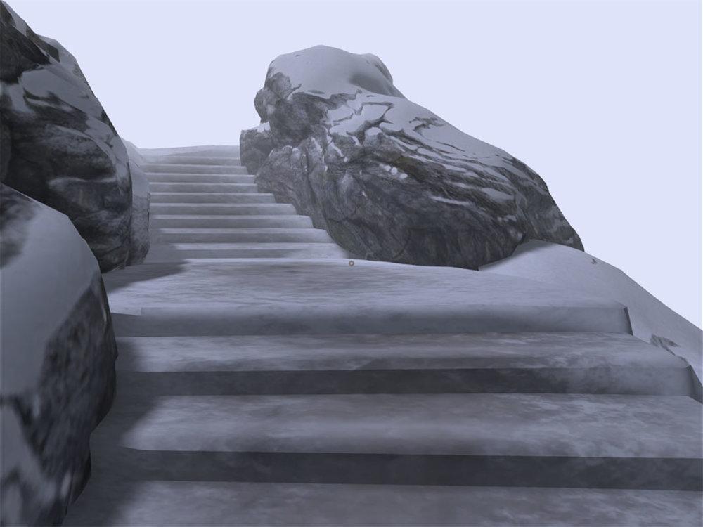 Dead Secret Circle--snowy boulders (1)