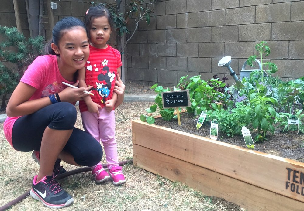 Joshua's Garden - Giveback Garden