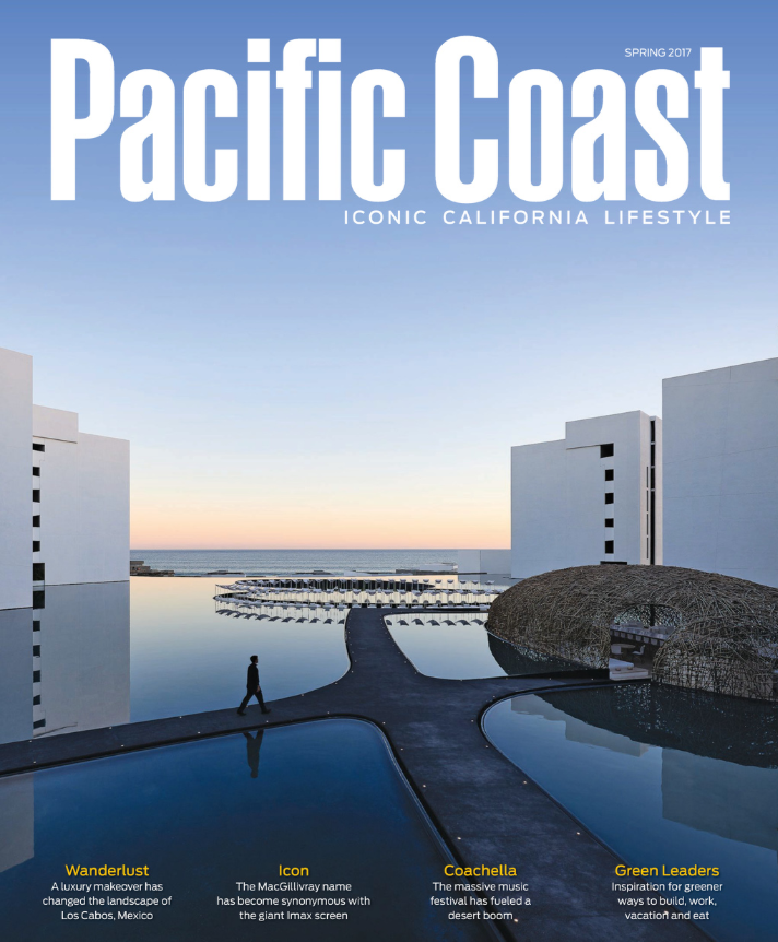Pacific Coast Mag Tenfold Harvest Green Leader
