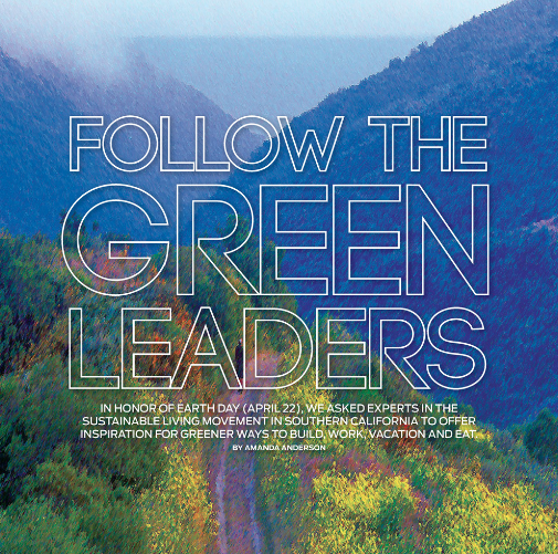 Pacific Coast Magazine Green Leader Tenfold Harvest