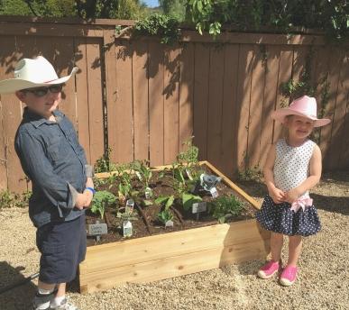 Cade 'a.k.a. Tenfold Harvest Mentor' - Giveback Garden